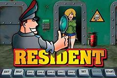 Игровой автомат на деньги Resident