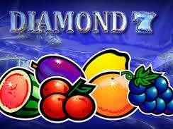 Игровой автомат на деньги Diamond 7